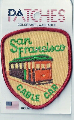 City of San Francisco Souvenir Patch