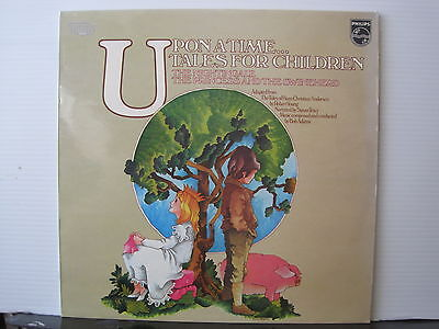UPON A TIME... TALES FOR CHILDREN The Nightingale, Princess and Swineherd LP