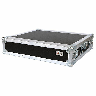 "2U Rack Case 19"" Double Door 39 CM Flightcase 2 HE Rack Case Butterfly"