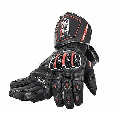 RST 2583 Tractech Evo CE Water Proof Racing Track Sports Motorcycle Glove