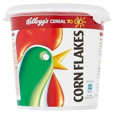Kellogg's Corn Flakes Cereal to Go Cup 35g