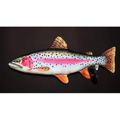 Rainbow Trout Fish 50cm Cushion Soft Toy Nauticalia 56126