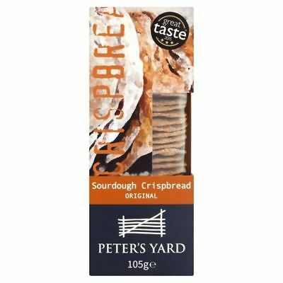 Peter's Yard Swedish Crispbread 105g