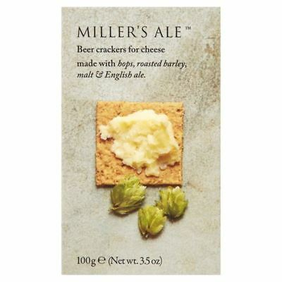 Miller's Ale Crackers 100g
