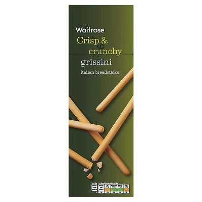 Traditional Grissini Breadsticks Waitrose 125g