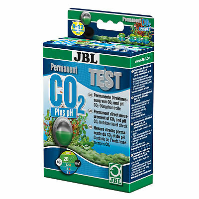 JBL CO2/pH Permanent Test-Set - Dauertest Aquarium Direktmessung Testset