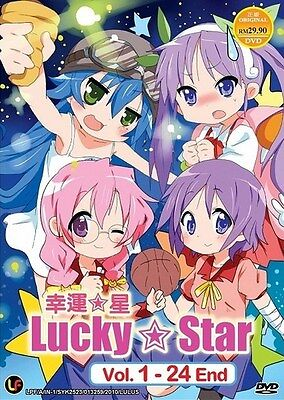 LUCKY STAR TV | Episodes 01-24 | English Subs | 2 DVD (M1914)-LU