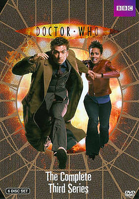 Doctor Who - The Complete Third Series (DVD, 2012, 6-Disc Set) NEW SEALED