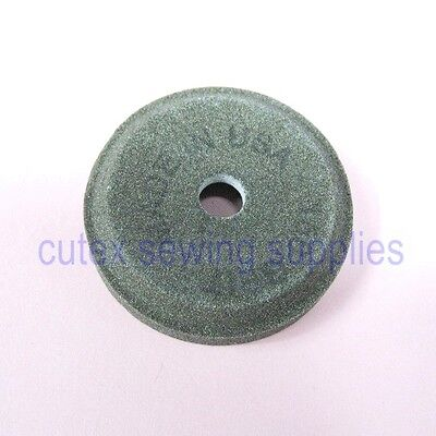 """Sharpening Stone #133C1-25, 220 Grit Eastman Round Cutter 5"""" or Larger Blade"""