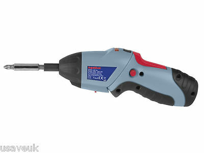 Supa Lithium Cordless Screwdriver & Carry Case Battery screw driver 3.6v - SD36L