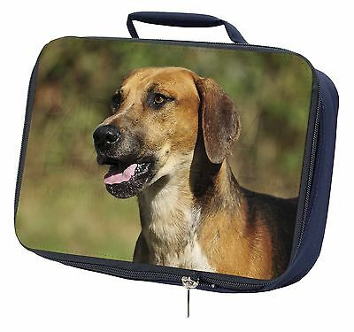 Foxhound Dog Navy Insulated Lunch Box, AD-FH1LBN