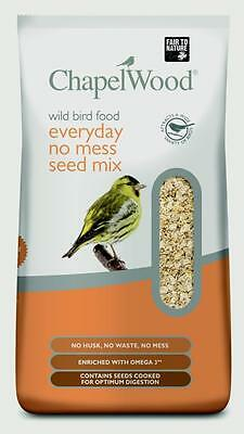 Chapelwood Everyday No Mess Seed Mix 1.8kg