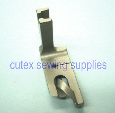 Scroll Type Hemmer Foot / Rolled Double Fold Hem Presser Foot for Sewing Machine