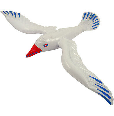 5x INFLATABLE SEAGULL 76CM Brighton and Hove Albion Football