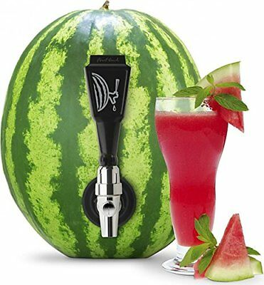 Fruit Tapping Kit Water Watermelon Cocktail Party Juice Drinks Melon Keg Set UK