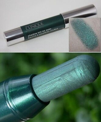 Clinique Chubby Stick for Eyes -13 Two ton Teal- New