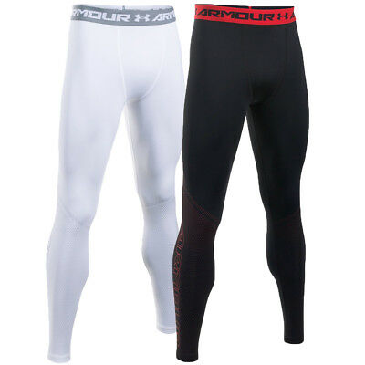 Under Armour 2016 Mens HG Armour Graphic Legging Compression Baselayer Bottoms