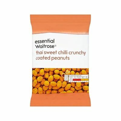 Sweet Chilli Coated Peanuts essential Waitrose 175g