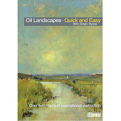 Townhouse DVD : Oil Landscapes Quick and Easy : Brian Ryder