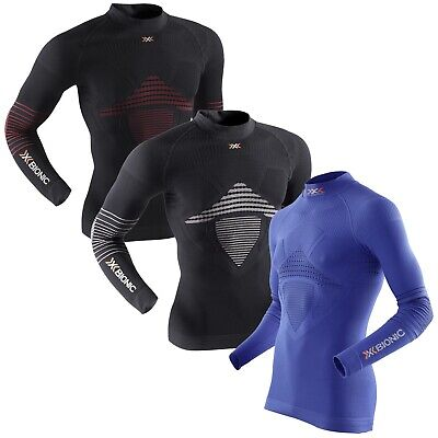 X-Bionic Man Energizer MK2 Shirt Long Sleeve Turtle Neck Funktionsshirt Herren
