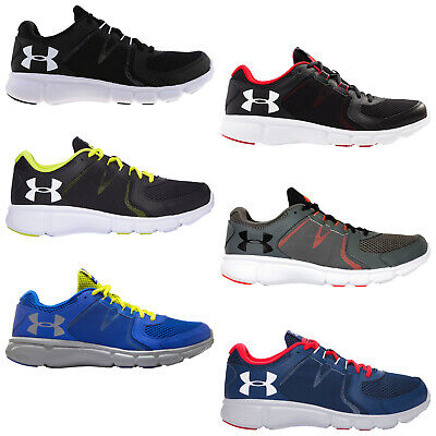 Under Armour Mens Thrill 2 Trainers - New Gym Sports Training Running Shoes