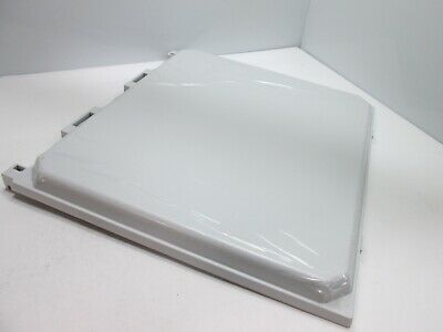 "New Allied Moulded AMP1426NLC Cover For 14"" x 12"" Polycarbonate Enclosure"