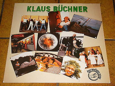 Klaus Büchner - Same - Lp Near Mint!!