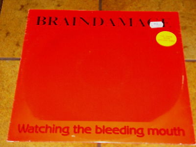 "12"" Braindamage - Watching The Bleeding Mouth"