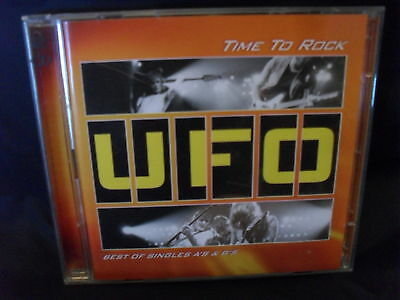 UFO – Time To Rock - Best Of Singles A's & B's   -2CDs