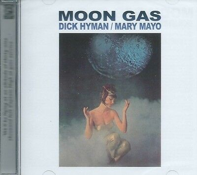 DICK HYMAN w/ MARY MAYO - MOON GAS 63 SPACE AGE ELECTRONICS BACHELOR PAD SLD CD