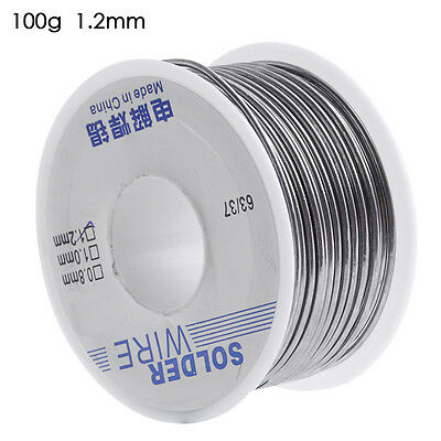 63/37 1.2mm Rosin Core Weldring Tin Lead Industrial Solder Wire 100g