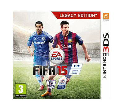 FIFA 15 (Nintendo 3DS) [NEW GAME]