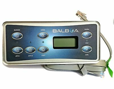 SF100 Balboa Standard Digital Touch Panel Spaform Form Hot Tub Spa Parts VL701S