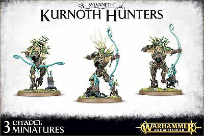 Sylvaneth - Kurnoth Hunters Warhammer Age Of Sigmar BNIB Games Workshop
