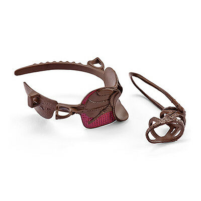 Schleich 42285 Eventing Saddle and Bridle Accessories for Toy Horse - NIP