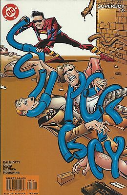 DC Superboy comic issue 95