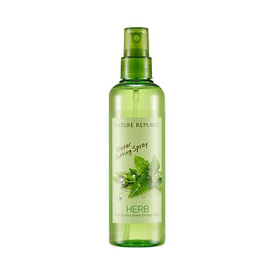 [NATURE REPUBLIC] Herb Styling Water Setting Spray - 210ml