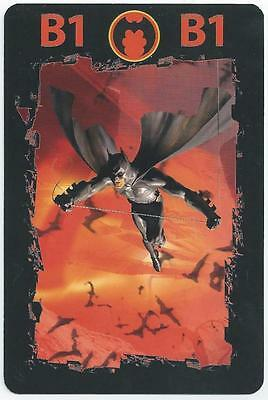 Happy Families - Batman Begins - Card B1