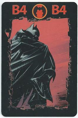 Happy Families - Batman Begins - Card B4