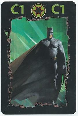 Happy Families - Batman Begins - Card C1
