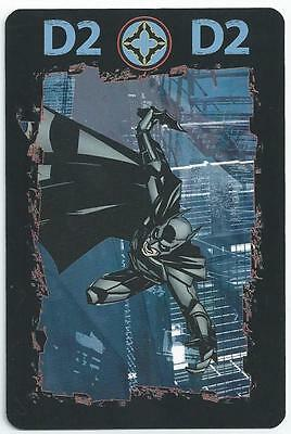 Happy Families - Batman Begins - Card D2