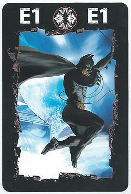 Happy Families - Batman Begins - Card E1