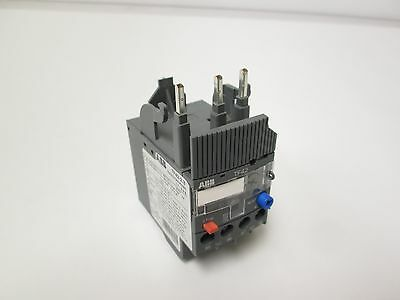 ABB TF42-2.3 Thermal Overload Relay 600VAC 1.7-2.3A 3 Pole w/ Auxiliary Relay