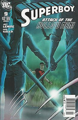 DC Superboy comic issue 9