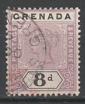 Grenada 1895 Qv Tablet 8D Used