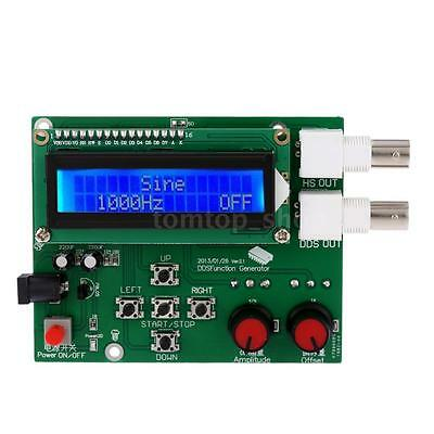 DDS Function Generator Signal Module Sine Square Sawtooth Triangle Wave LCD D9C7