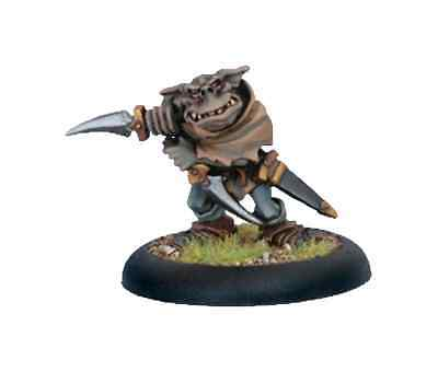 Iron Kingdoms Full Metal Fantasy RPG: Gul Gobber Rogue PIP 81016