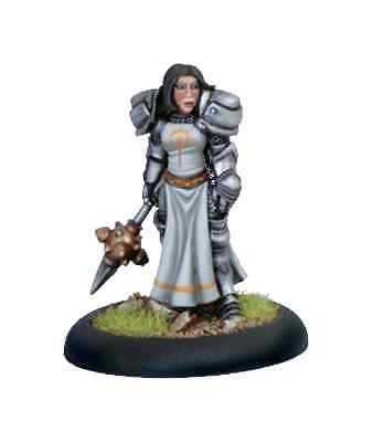 Iron Kingdoms Full Metal Fantasy RPG: Daniera Madise, Cleric of Morrow PIP 81015
