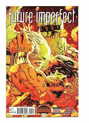 Future Imperfect Vol 1 No 4 Oct 2015 (NM) Marvel, Secret Wars, 1st Print