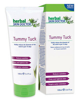 Tummy Tuck Slimming Cream Visibly Reduces Diameter of the Waist Flat Belly